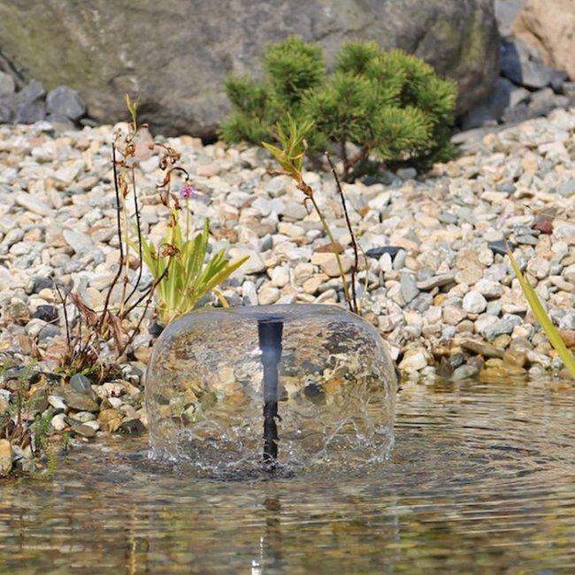 pompe fontaine solaire de bassin 10wc 610 l h ps4