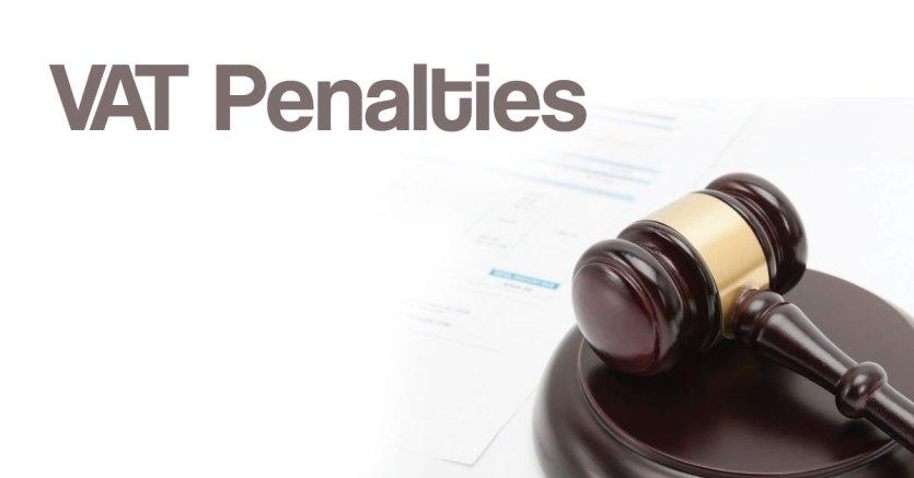 VAT penalties OBM