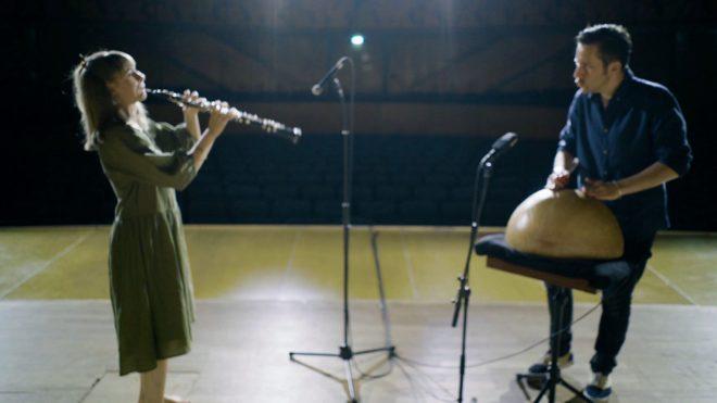 Oboe, Calabash und Piazzolla
