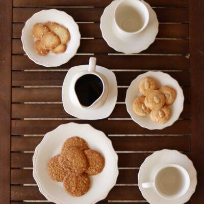 Bodegón tejas y galletas 2