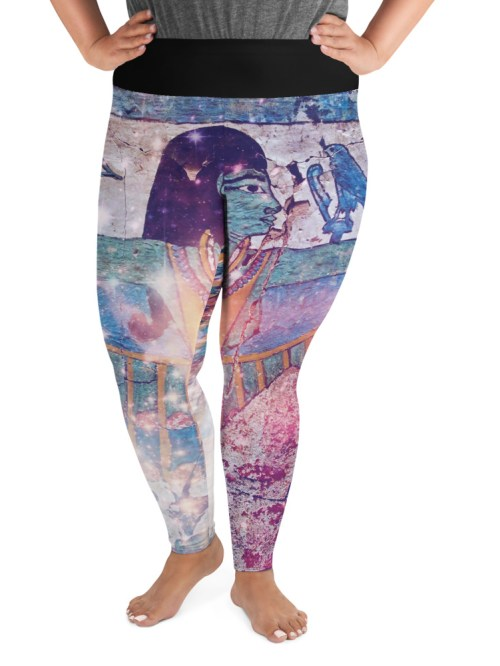 Majestic Kush BBW Leggings