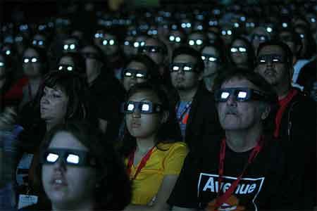 O 3D revolucionará a forma de ver televisão durante este ano
