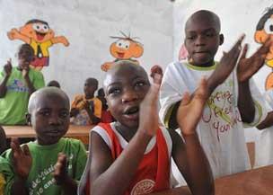 Primeira construção do Haiti após terremoto é um orfanato