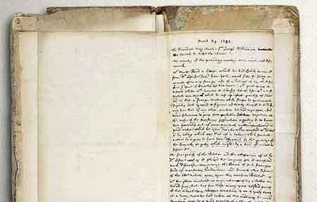 Descobrem um manuscrito com a história real de Newton e a maçã