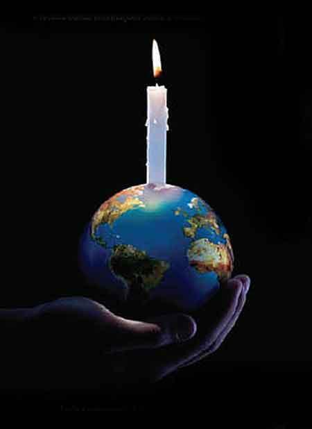 WWF convoca brasileiros a participar da Hora do Planeta 2010