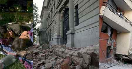 Resultado do terremoto do Chile pode ser pior do que se pensa
