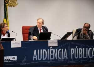 Cotas nas universidades - na primeira audiência pública maioria é a favor