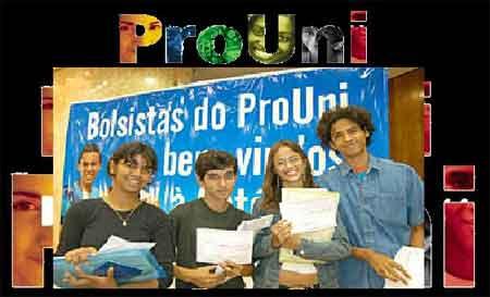 Inscrições abertas para as 85 mil bolsas de estudo do ProUni