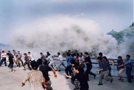 Tsunâmi: por que é tão poderoso e assustador? (Foto: Flickr Creative Commons - Galeria de astanhope)
