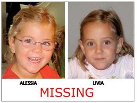 gêmeas desaparecidas