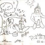 Ademilson - desenho Diversão