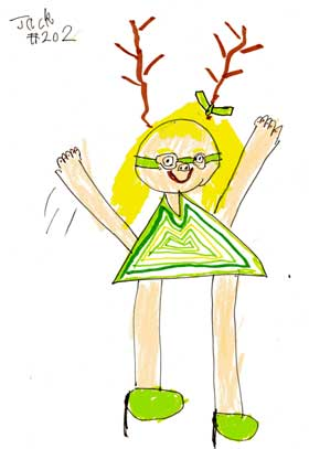 Desenho de Jack Henderson