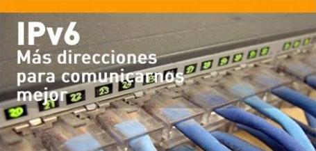 Portal de IPv6 do Ministério de Indústria