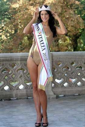 Foto Miss Italia 2010