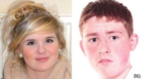 Foto dos jovens mortos que eram zombados no Facebook