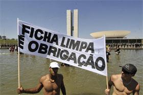 Foto 2 - protestos contra a corrupção, Dia da Independência