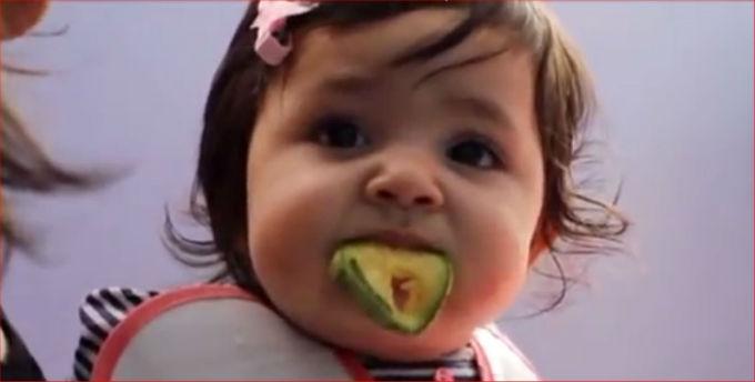 Alimentação para criança