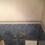 Alicatado de cuartos de baño