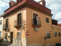 Pintura de casa exterior e interior