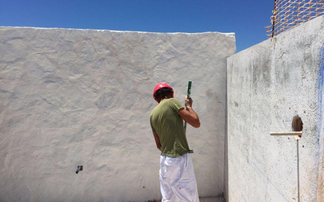 Pintura de interior y exterior de viviendas