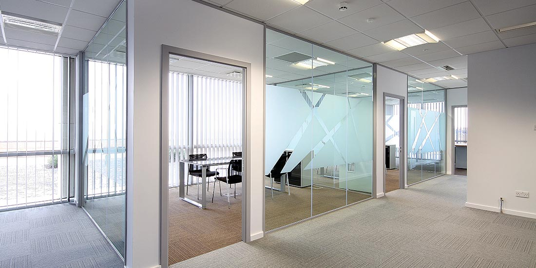 Office Glass OBrien Glass