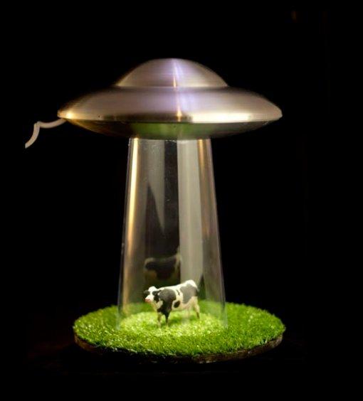 Luminária UFO