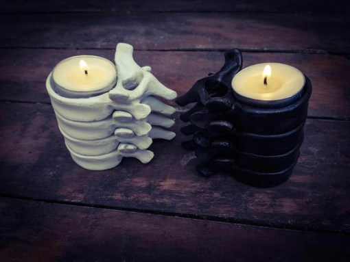 Spine Candles