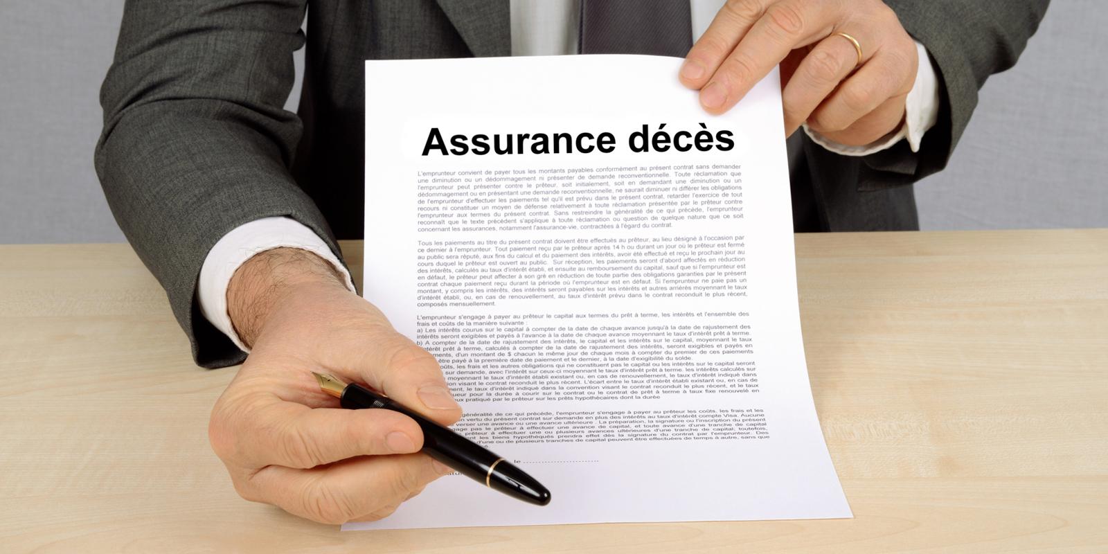 assurance obseques