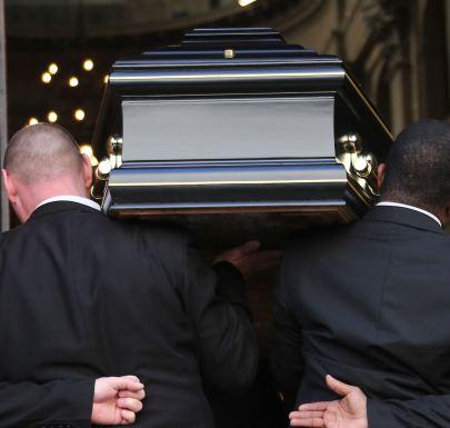 enterrement samedi