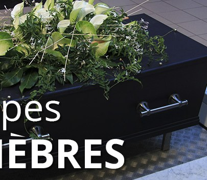 Tarifs pompes funèbres