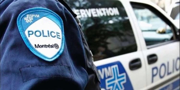 Photo illustration : La police de Canada