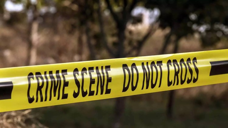 Photo illustration : scène de crime