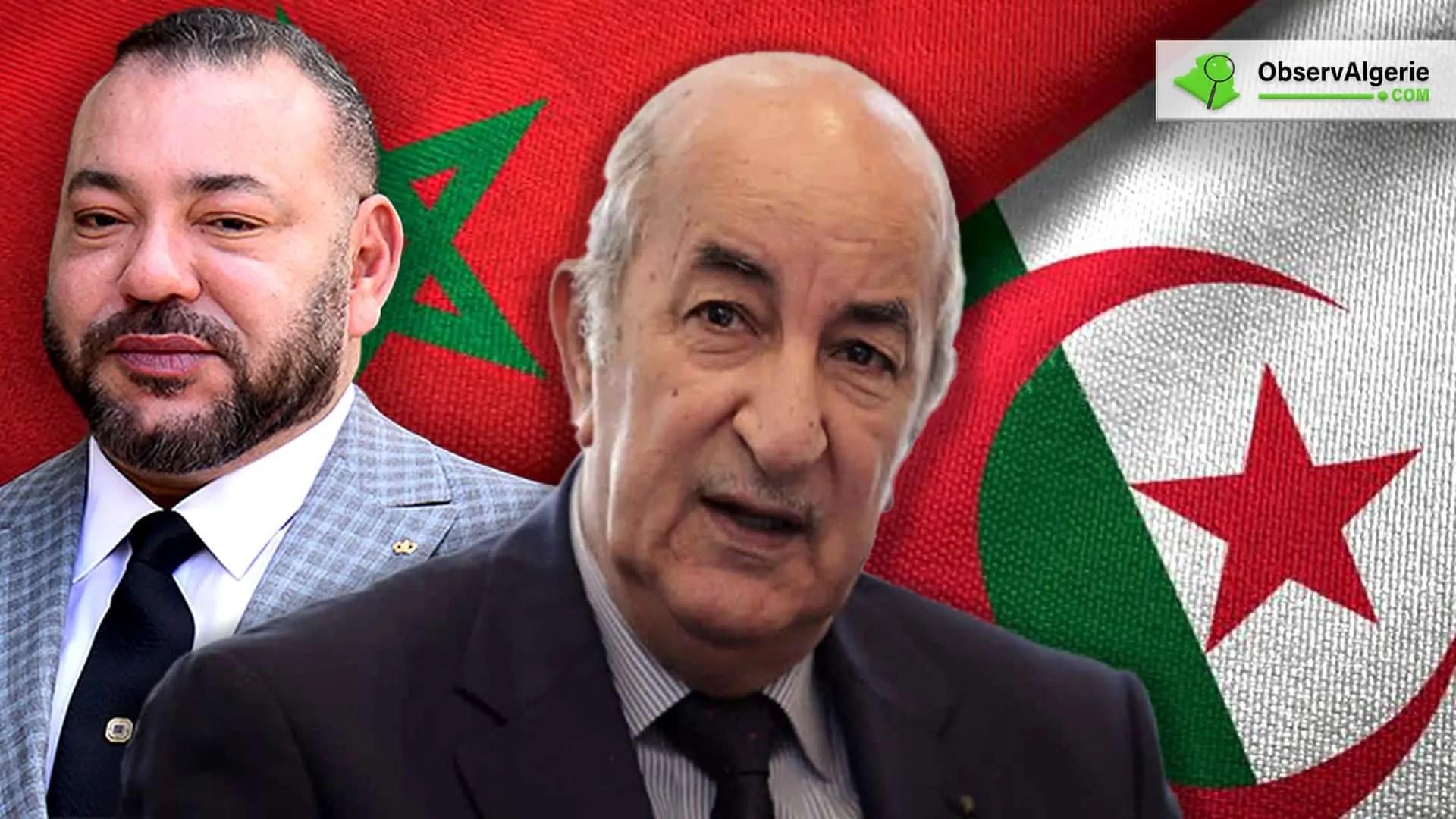 Fermeture des frontières algéro-marocaines : Tebboune tacle le Maroc