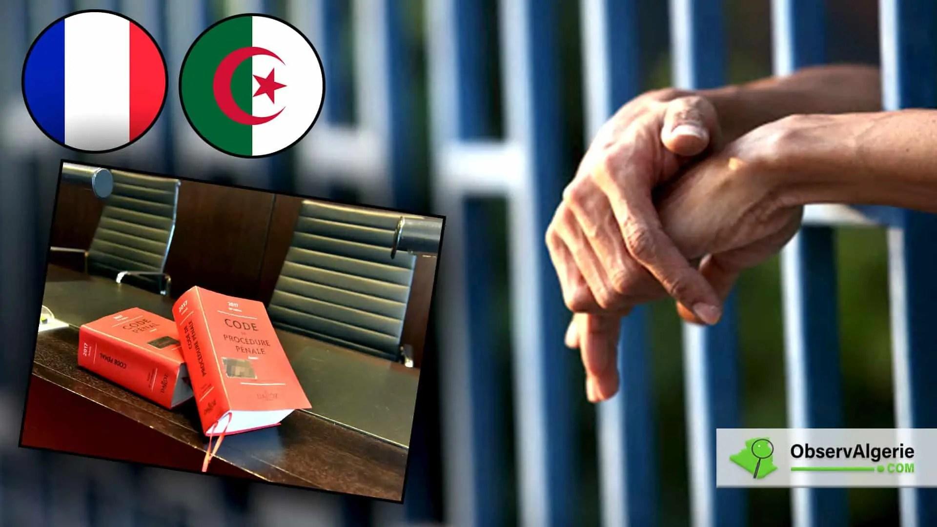 Polémique en France après la libération d'un détenu algérien
