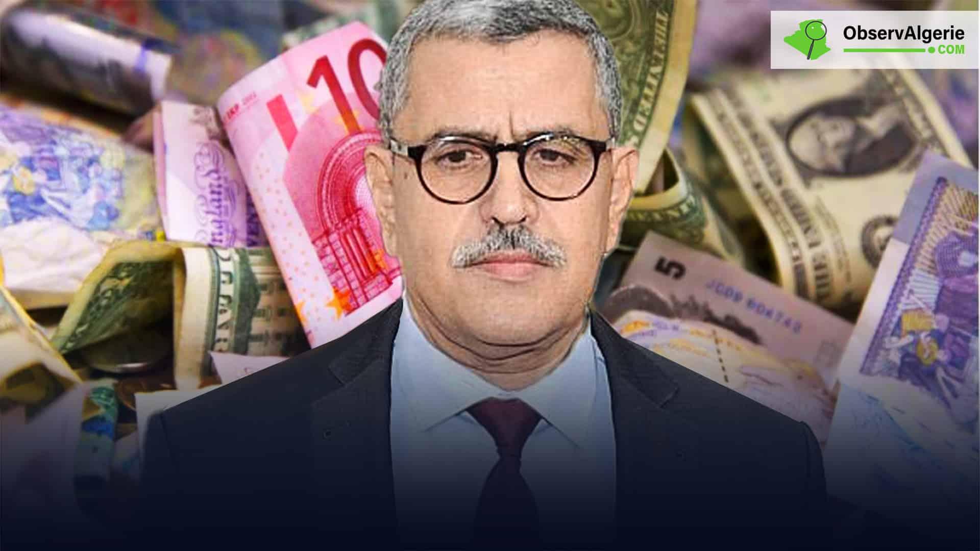 Algérie : Le plan du gouvernement pour récupérer l'argent détourné