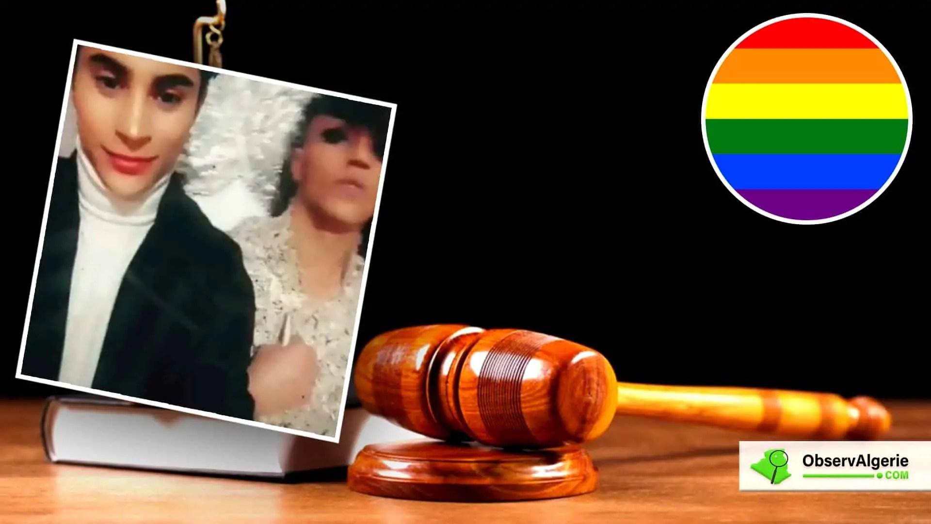 Algérie : Un couple homosexuel arrêté pour un mariage gay