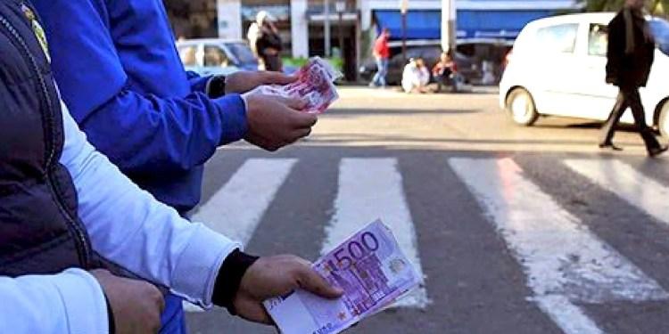 Le Marché parallèle de l'euro en Algérie