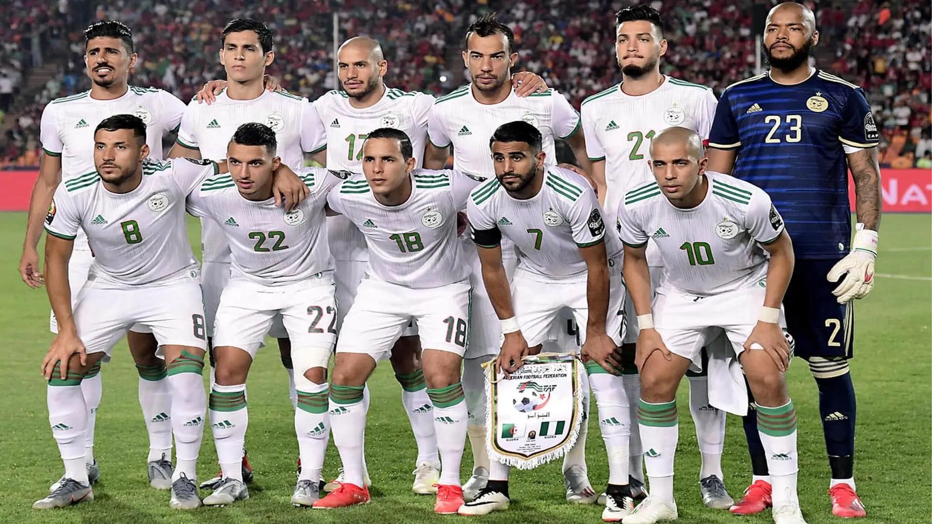 CAN 2021 – Mondial 2022 : Le calendrier de l'équipe d'Algérie connu
