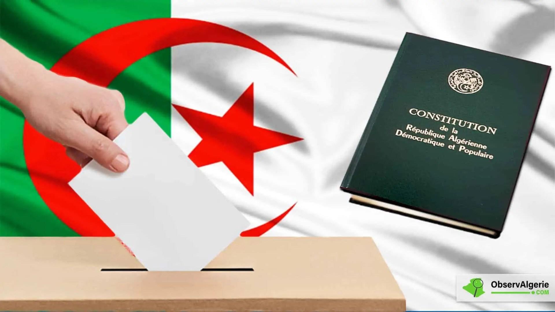 Référendum constitutionnel en Algérie : L'opposition sera-t-elle muselée ?