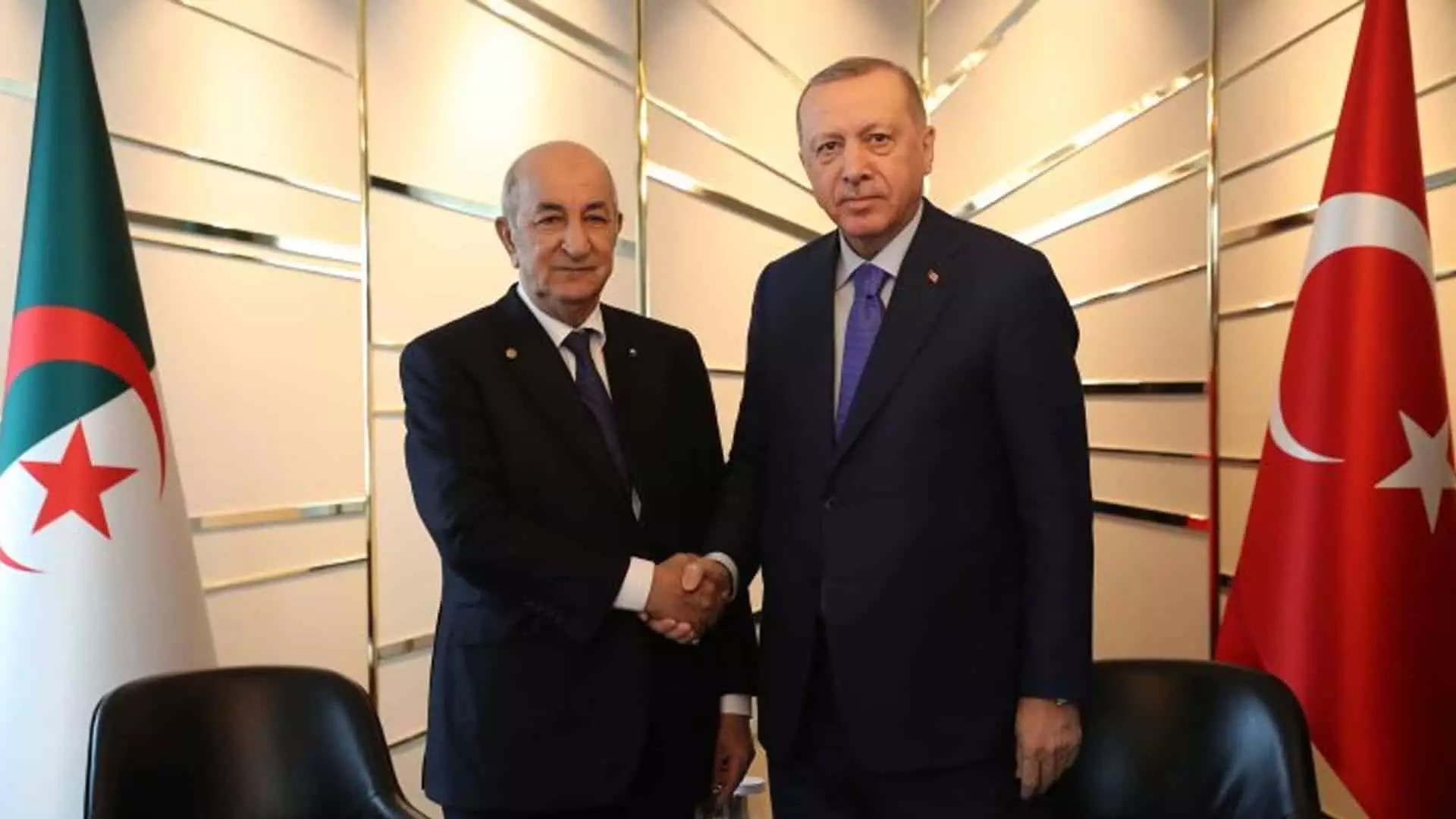 Rachad au cœur d'hostilité entre l'Algérie et la Turquie