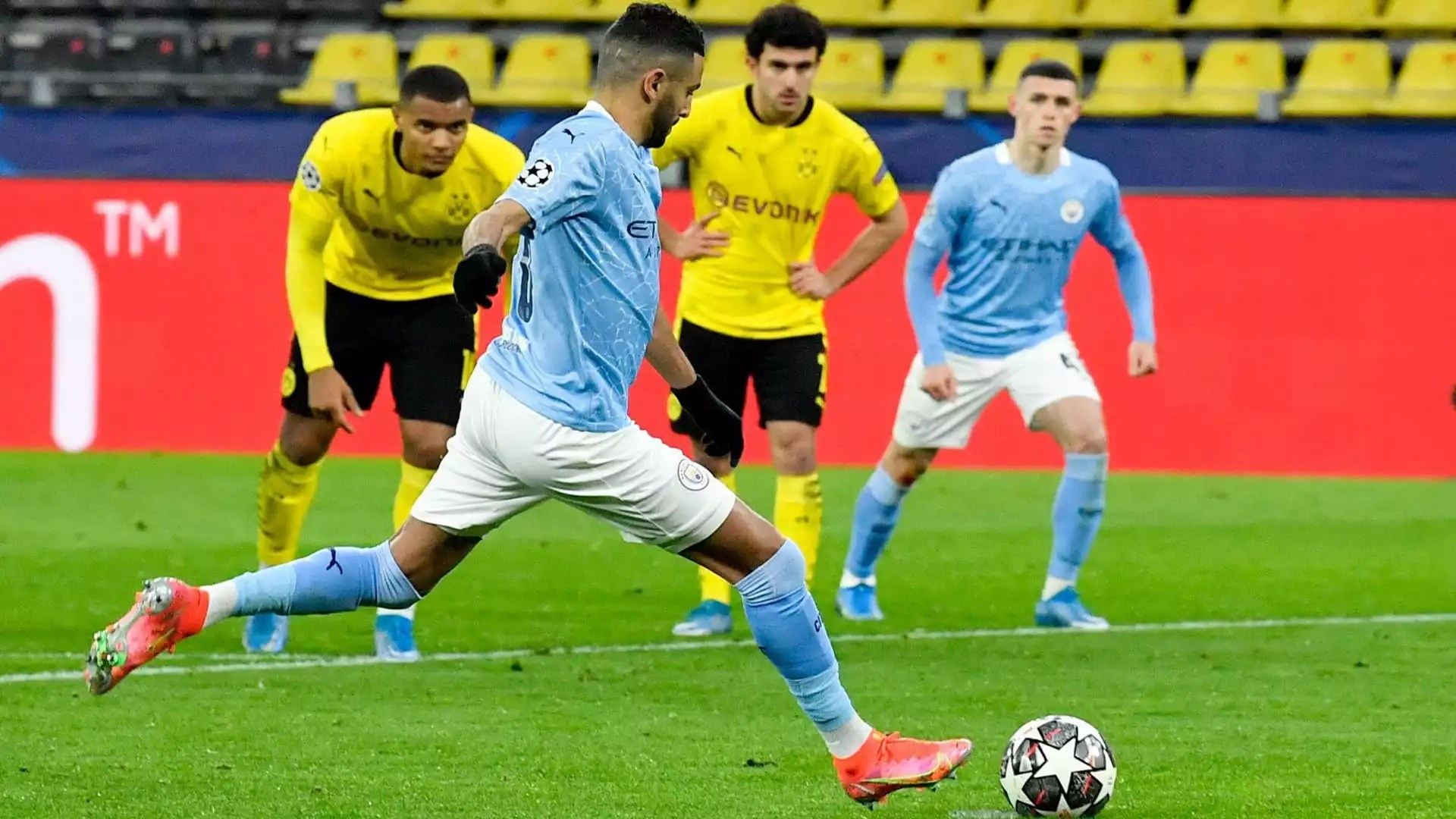Ligue des champions : Riyad Mahrez propulse Manchester City (VIDEO)