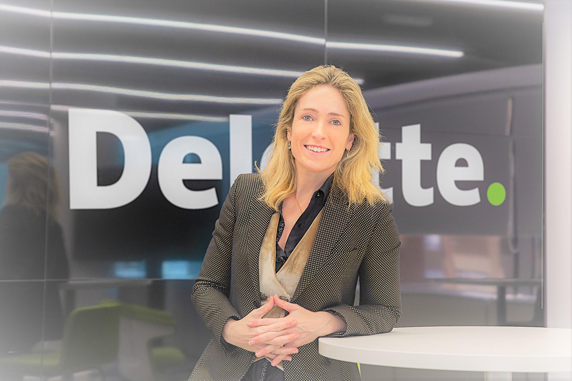 Concha Iglesias, socia líder de Sostenibilidad y Cambio Climático de Deloitte España