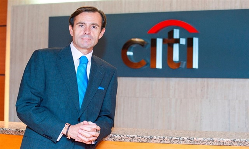 Julio Carlavilla, director de Comunicación de Citi en España y Portugal