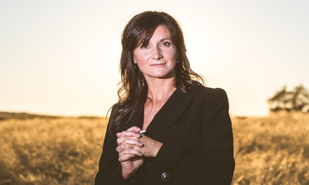 Ángeles Moreno, directora ejecutiva de EUPRERA