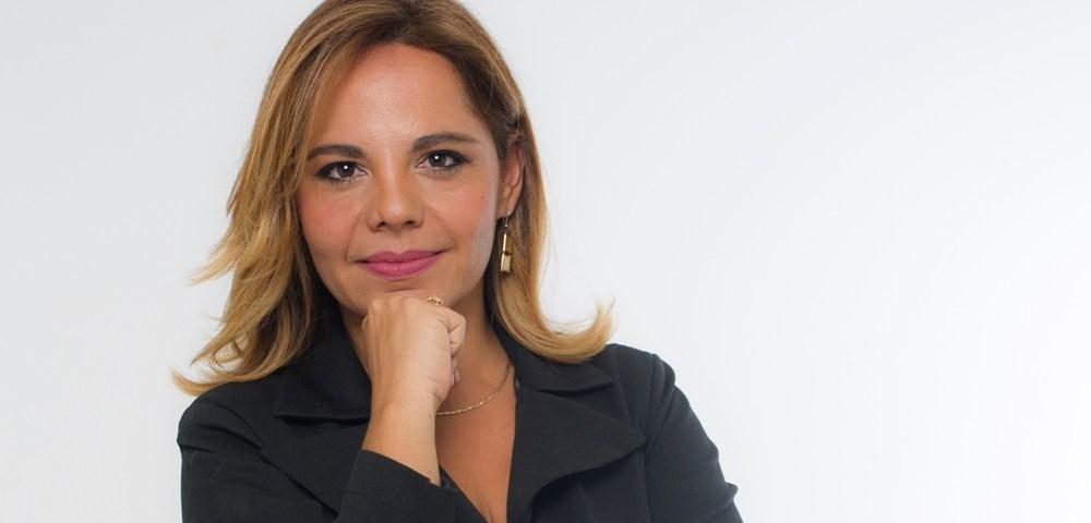 Paola Rueda López, conferencista, periodista y empresaria colombiana