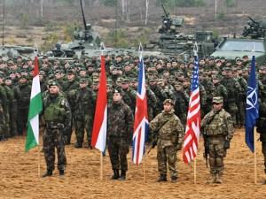 Que cache l'union voulue par l'UE avec les Etats-Unis?