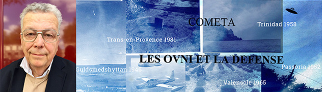 """30 novembre 2016 - Christian Marchal : """"Les OVNI et le rapport COMETA par l'un de ses rédacteurs"""""""