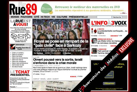 homepage rue89.com