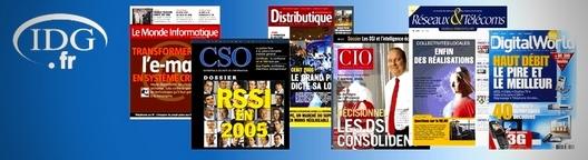 publications IDG France