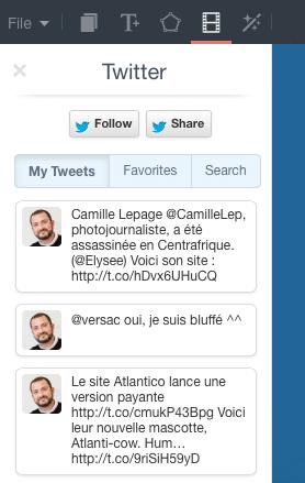 import-tweets